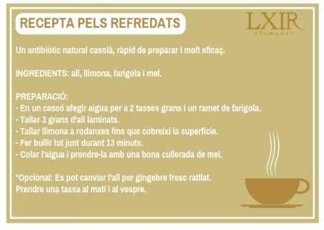 RECEPTA LXIRelements